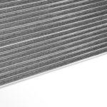 Tapis d'entrée en aluminium : Les liaisons innovantes en caoutchouc !