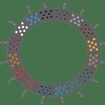 Coloris tapis logo brosse